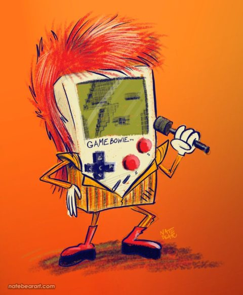 GAME-BOWIE