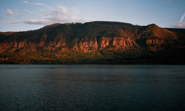 How To Shoot Portra 160 35mm – at the Columbia River