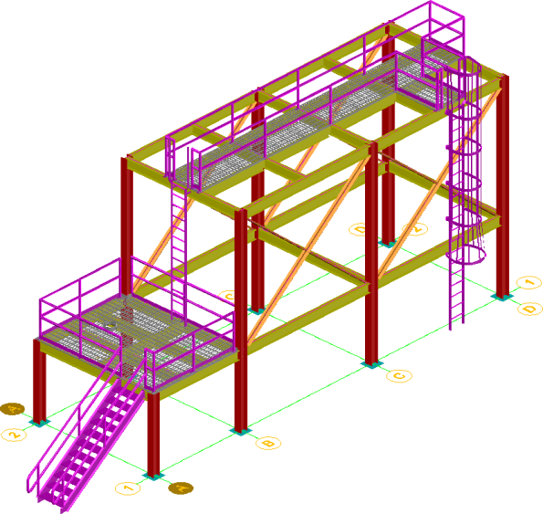 CWX Structure 2017
