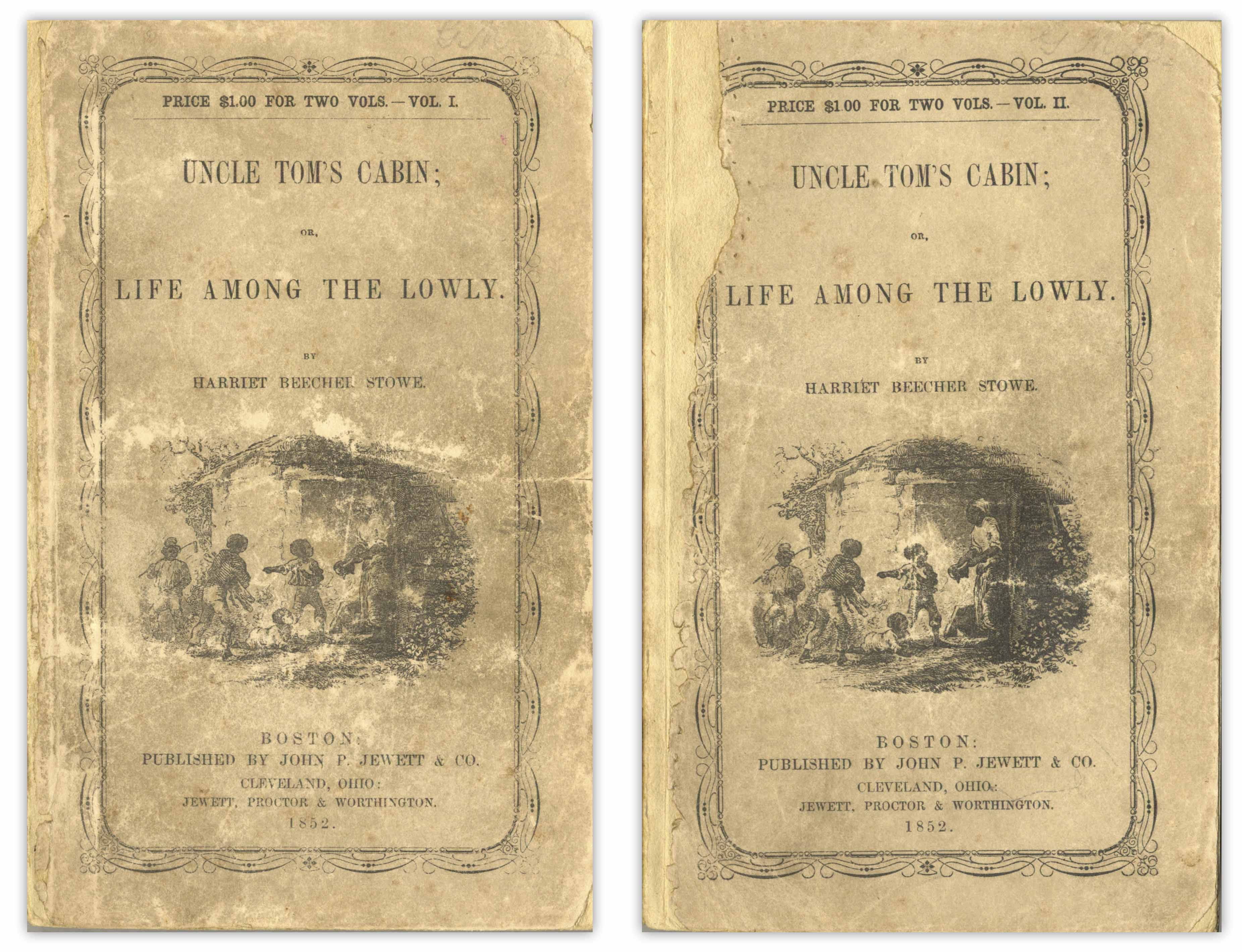 Sell Your Uncle Tom S Cabin First Edition At Nate D