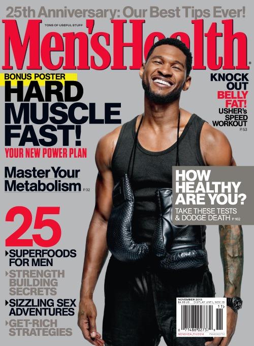 Men's Health Cover - November 2013 - US