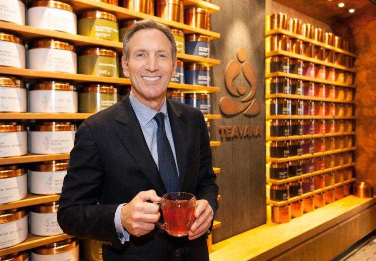 Howard Schultz (Starbucks CEO)