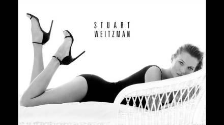 KATE MOSS FOR STUART WEITZMAN - Courtesy Stuart Weitzman
