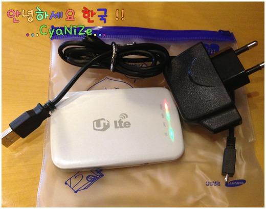 Easy Korea Wifi, LTE Pocket Wifi