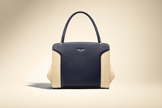 Bentley Reinvents Capsule Handbag and Scarves 2014 Collection