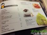School Food Beverages and Desserts Menu