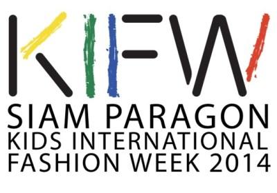 KIFW2014 | Siam Paragon Kids International Fashion Week 2014
