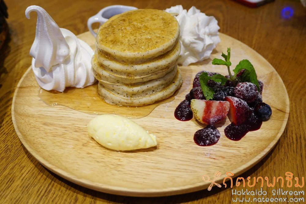 Million Dollars Pancake | Hokkaido Silkream