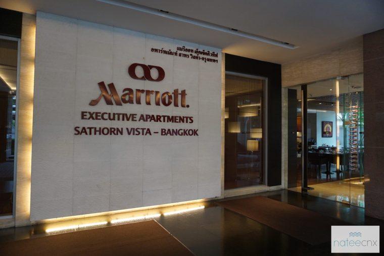 Momo Café at Marriott Executive Apartments Sathorn Vista Bangkok