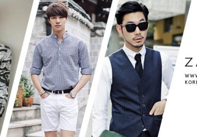 PR   ZAROLA x WISA เปิดเซคชั่น K-Fashion สำหรับผู้ชายแต่งตัวสไตล์ Korean Street