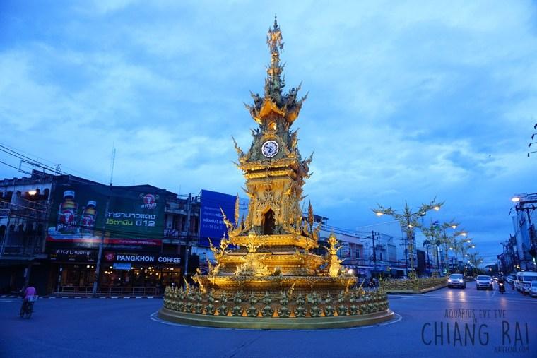 Clock Tower |Chiang Rai