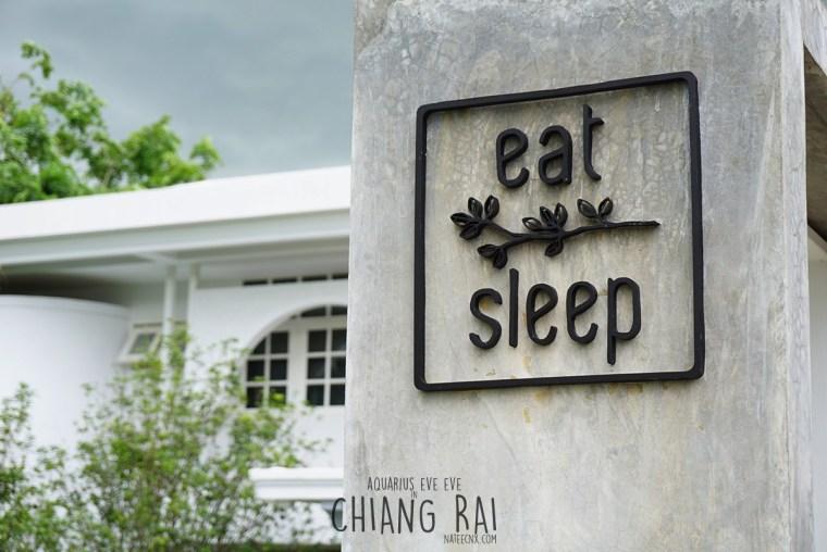 Eat Sleep Cafe & Bed | Chiang Rai