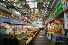 광장시장   Gwangjang Market