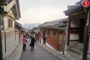북촌한옥마을   Bukchon Hanok Village No.5