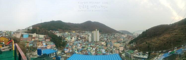 Busan Gamcheon Culture Village (부산 감천문화마을)
