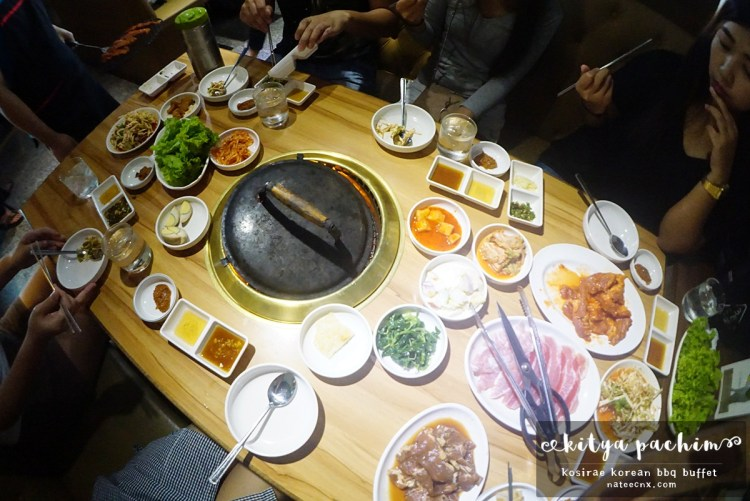 KoSiRae Korean BBQ Buffet
