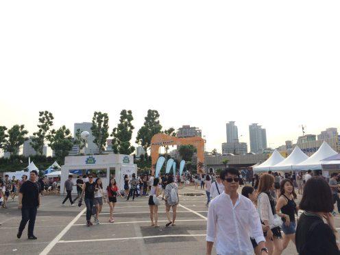 รีวิว : เที่ยวงานเทศกาลดนตรี อัลตร้า ประเทศเกาหลีใต้ 2559 : Review (UMF) Ultra Music Festival Korea 2016