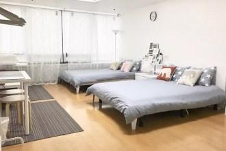 Review Airbnb Hongdae 1-01