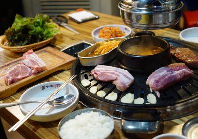 แนะนำ 10 ร้านบุฟเฟ่ต์ย่านฮงแด, เกาหลีใต้ [ภาค 2] | 10 Buffet Restaurants in Hongdae V.2