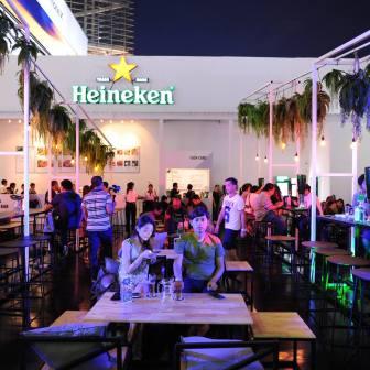 Heineken Garden 2017 - Central World 11
