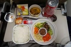 Asiana Airline Food (BKK-ICN)