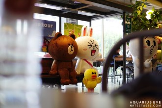 Itaewon Line Friend Flagship Store (Cafe Zone)