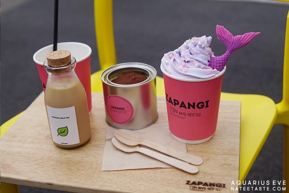 ZAPANGI Mangwon Cafe
