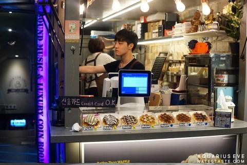 better than WAFFLE Hongdae
