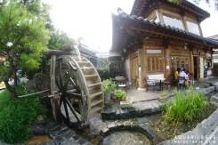 Jeonju Hanok Village (전주한옥마을)