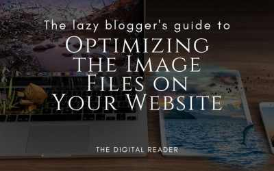 How to Resize/Fix the Image Files on Your Author Website