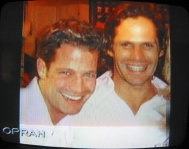 Fernando Bengoechea and Nate Berkus tsunami partner