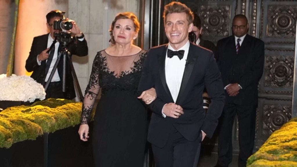 Jeremiah Brent Wedding