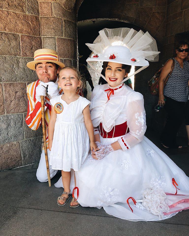Poppy Brent Berkus Disneyland