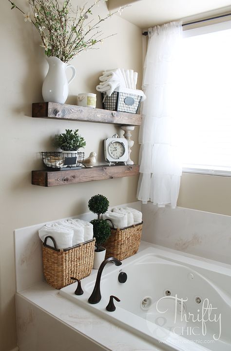 Bathroom Decoration Ideas for small bathrooms
