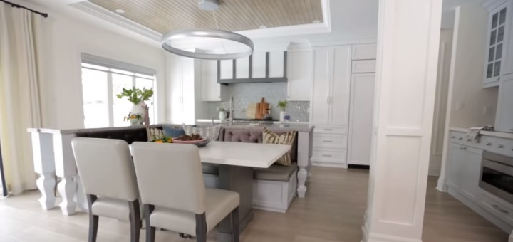 Renovate Kitchen Country Style
