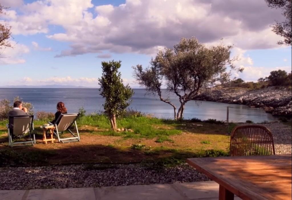 mediterranean interior design sea