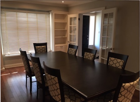 Renovating Small House on Budget Dining room