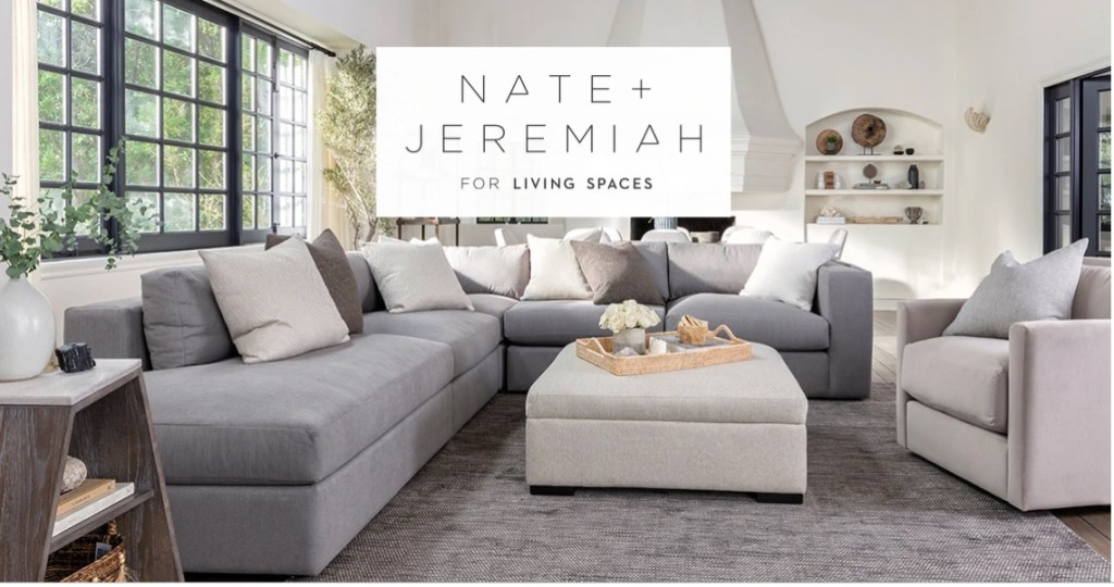 N and J for Living Spaces