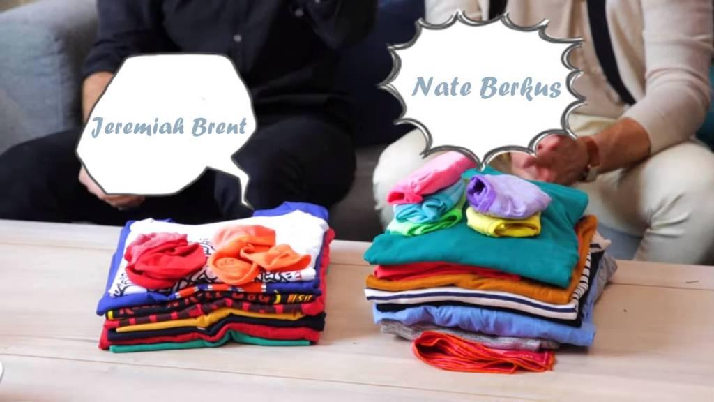 Nate Berkus & Jeremiah Brent Dirty Laundry