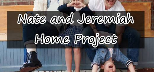 The Nate and Jeremiah Home Project