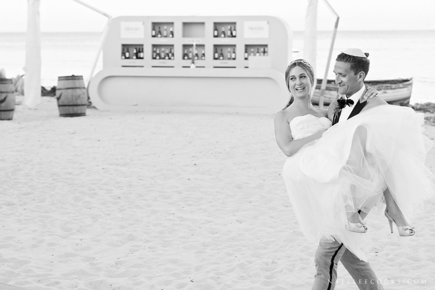 Candice & Casey Wedding Grand CafŽ & Beach