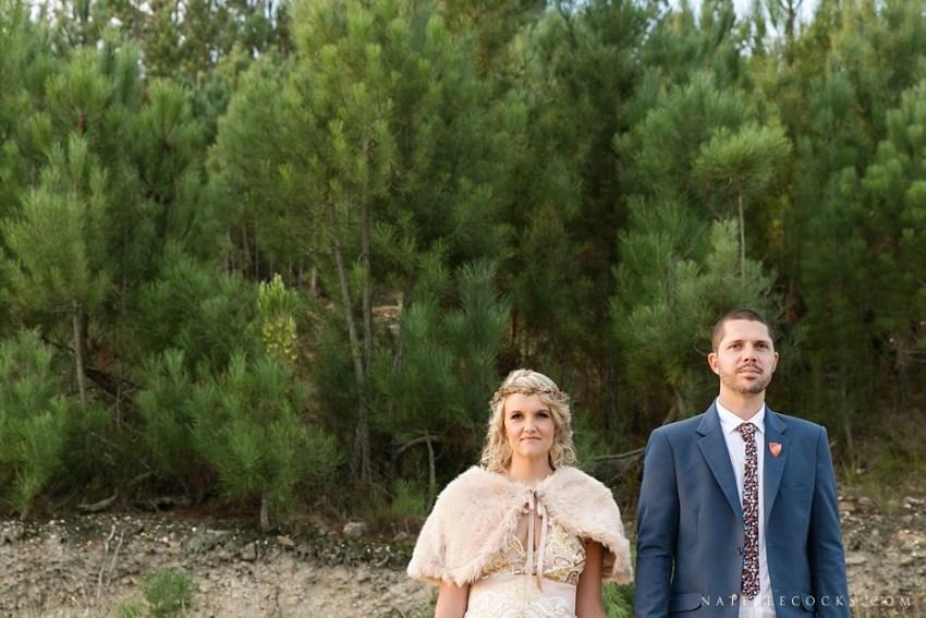 Alana & Jan's Wedding Old Mac Daddy