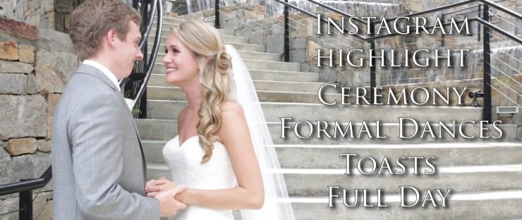 Wedding Video Package Three