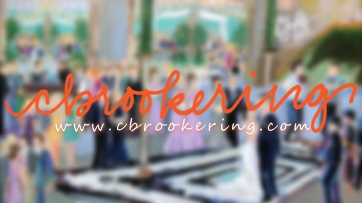 CBrookering Logo