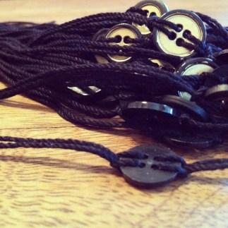 Button Bracelets - Step 4