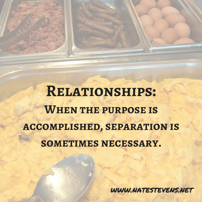 Relationship Lessons from Eggs and Eggshells