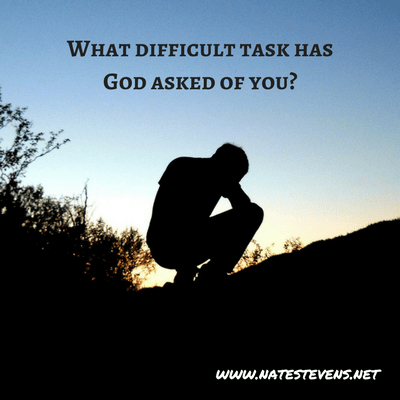 When God Demands the Difficult