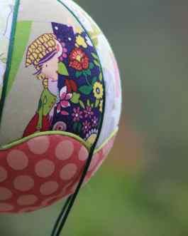 Montgolfière Fée Couture