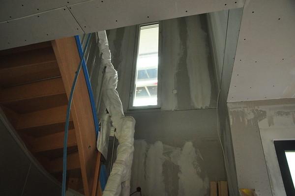 Das Treppenfenster