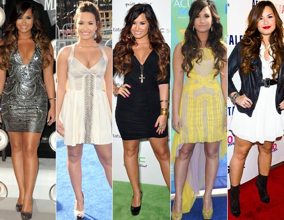 Inspiração da semana - Demi Lovato - Looks Eventos (6/6)